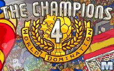 The Champions 4 - World Domination