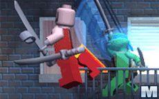 Lego Teenage Mutant Ninja