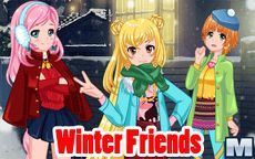 Winter Friends
