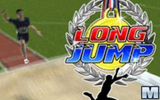 Long Jump - Salto in lungo