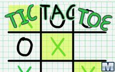 Tic Tac Toe: Paper Note