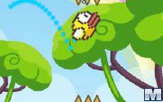 Flappy Bird Forest Adventure