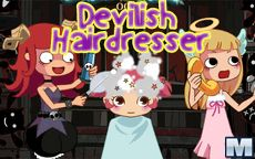 Develish Hairdresser