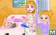 Baby Hazel School Higiene