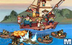 Defend Fish Boat