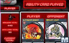 Bakugan Training Battle
