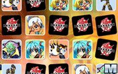 Bakugan Memory Game