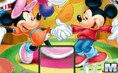 Mickey Mouse Hidden Alphabets