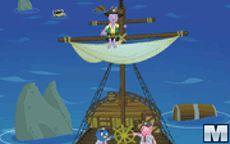 Backyardigans Pirates