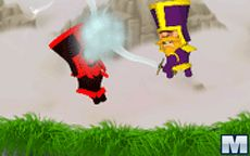 Cloud Knights: Duels Game