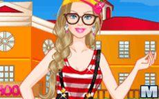 Nerdy Barbie