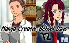 Manga Creator School Days 12