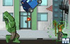 Marvel Superhero Hulk