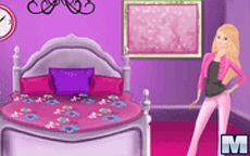 Barbie Bedroom Decoration