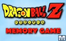 Dragon Ball Memory Game