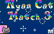 Nyan Cat Match 3