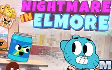 Gumball Nightmare in Elmore