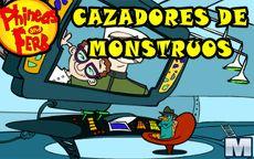 Phineas y Ferb Cacciatori di Mostri