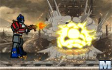 Transformers Showdown