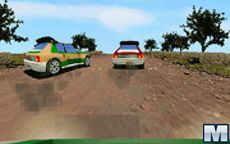 International Rally Stage 2014