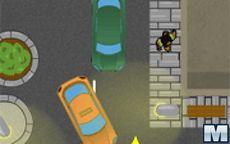 Taxi City Parking
