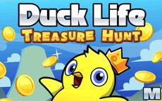 Duck Life: Treasure Hunt