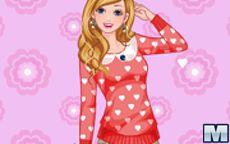 Barbie e i Vestiti di San Valentino