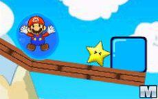 Mario Bubble Puzzle