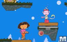 Dora and Boots: Sleepwalking Adventure