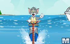 Tom & Jerry Super Ski Stunts