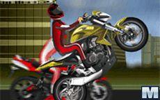 Motorcycle Tuning Game