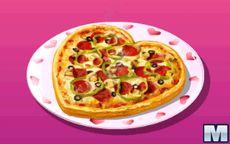Cucina con Sara: Pizza di San Valentino