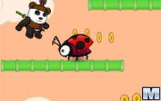 Ninja Panda Jump