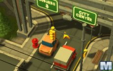 Toon 3D Delivery Dash