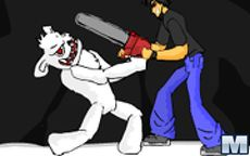 Valentines Day Chainsaw Massacre