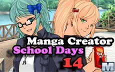 Manga Creator School Days 14