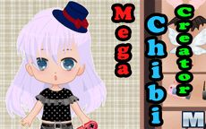 Mega Chibi Creator Dress Up Game
