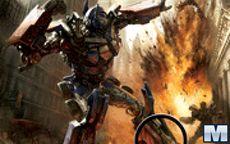 Hidden Numbers - Transformers