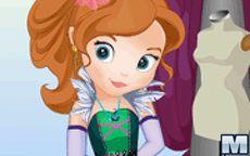 Princess Sofia Birthday Dress