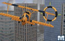 3D Flight Simulator Stunt