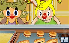 Hot Dog Maker Game