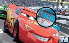 Cars Hidden Stars