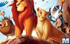 Lion King Numbers Hunt