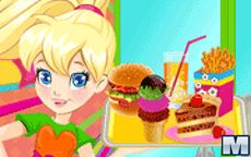 Pollys Burger Cafe