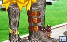 DIY Stilish Rain Boots
