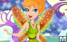 Tinker Bell's Princess Makeover