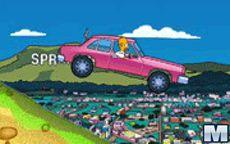 Homers Donut Run 2