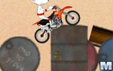 Stunt Moto House 3
