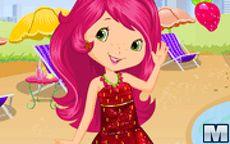 Vestire Cute Strawberry Shortcake Dress Up