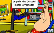Kim Dotcom Prison Break